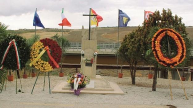 monumento, Rosario Livatino, Agrigento, Cronaca