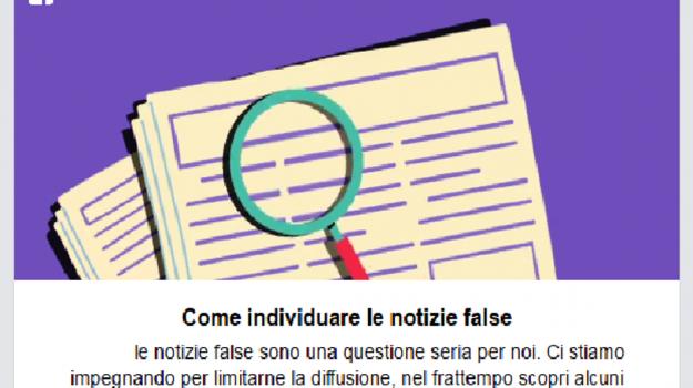 bufale web, facebook, fake news, fake news facebook, social network, Sicilia, Società