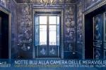 """La """"Notte Blu"""" alla Camera delle Meraviglie a Palermo - Foto"""