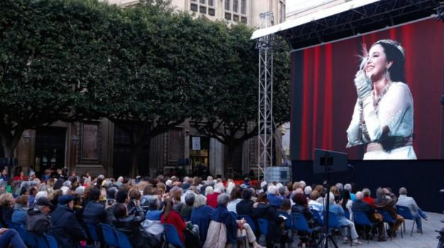 la traviata, Palermo, piazza massimo, teatro massimo palermo, tosca, Palermo, Cultura