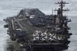 Portaerei Usa verso Corea del Nord dopo la sfida nucleare di Pyongyang