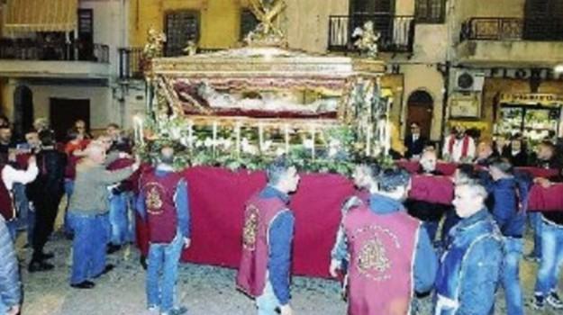 processione, Palermo, Cronaca