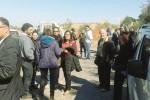 Discarica a Lentini, protestano cittadini e proprietari dei terreni