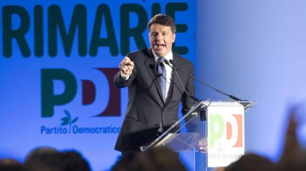convention, pd, politica, primarie, roma, Beppe Grillo, Matteo Renzi, Sicilia, Politica