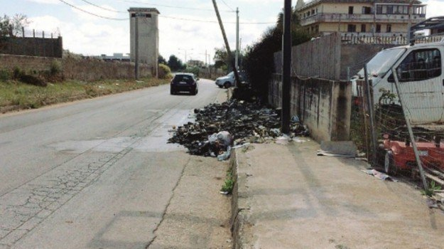 CASTELVETRANO, rifiuti, Trapani, Economia
