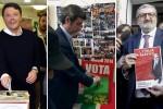 Renzi trionfa in Sicilia, a Palermo vince con l'82%: la macchina delle primarie può partire