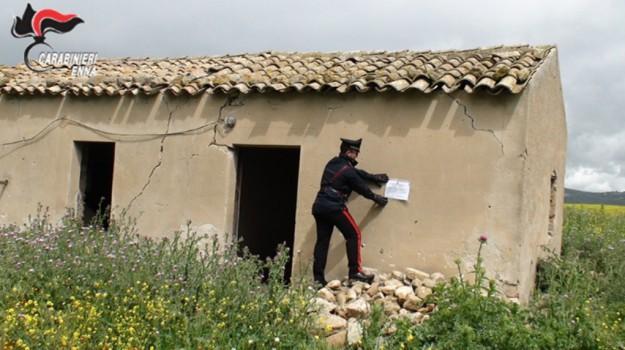 carabinieri, enna, mafia, Regalbuto, Enna, Cronaca, Mafia e Mafie