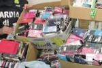 Sutera, maxi sequestro di prodotti per la telefonia