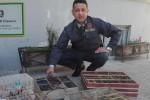 Messina, sequestrati ottanta volatili selvatici in un mercatino rionale