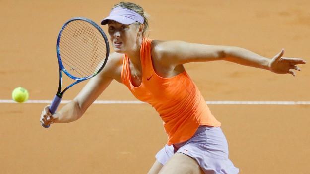 doping, Tennis, torneo di Stoccarda, Maria Sharapova, Roberta Vinci, Sicilia, Sport