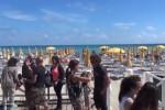 Stagione al via, aperte le spiagge attrezzate: le immagini da Mondello