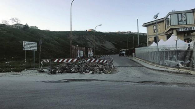 automobilista, mussomeli, strada, Caltanissetta, Cronaca
