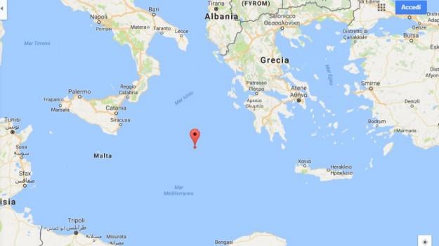 scossa, Sicilia, sisma, terremoto, Sicilia, Cronaca