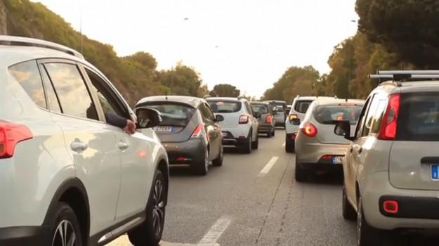 traffico caltanissetta, Caltanissetta, Cronaca