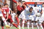 Un tris verso la salvezza, ecco i gol del Trapani che liquidano il Perugia - Le immagini della partita
