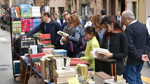 associazione cassaro alto, La Via dei Librai, lettura, libri, Palermo, Cultura