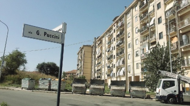 caltanissetta, case via puccini, Caltanissetta, Cronaca