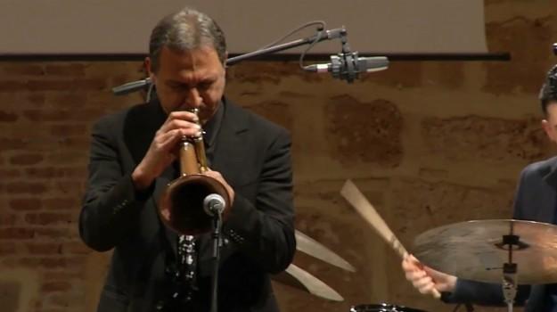 La tromba jazz di Vito Giordano ad Agrigento - Video