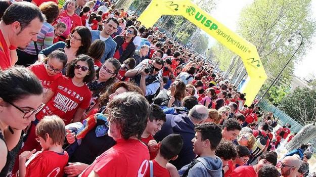 corsa uisp, domenica 9 aprileù, Palermo, vivicittà palermo, Palermo, Sport