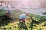 Ripulire e abbellire il paese, in azione giovani volontari a Ribera