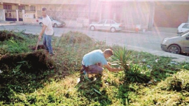 giovani volontari, iniziativa, ribera, Agrigento, Cronaca