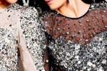 Oro, argento, rame e paillettes: la moda strizza l'occhio allo stile metallico