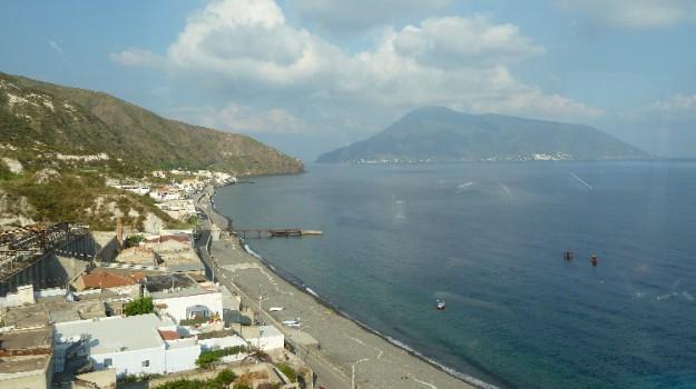 Mareggiate Lipari, Messina, Cronaca