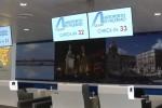 Falcone-Borsellino, si inaugura nuova area check-in dell'aeroporto