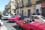 Auto e moto d'epoca, le foto del raduno a Giarre