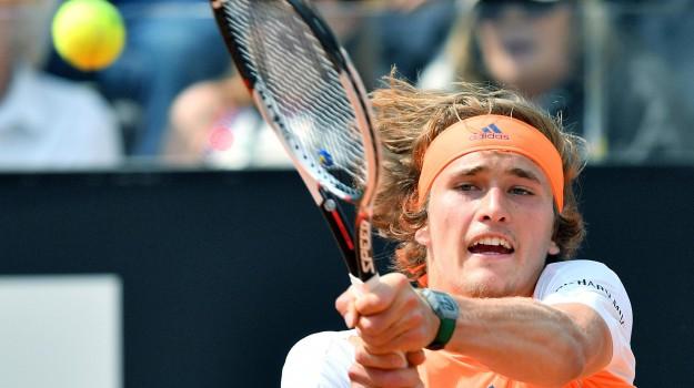 Tennis, Alexander Zverev, Dominic Thiem, Sicilia, Sport
