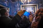Camera delle Meraviglie, torna la notte blu: visite fino a mezzanotte