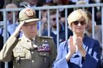 Il capo di Stato Maggiore, Claudio Graziano, col ministro Roberta Pinotti