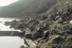Pantelleria, crollo del costone roccioso: lavori di consolidamento