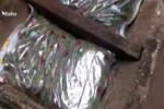 Carico di marijuana dalla Sicilia alla Puglia: il blitz