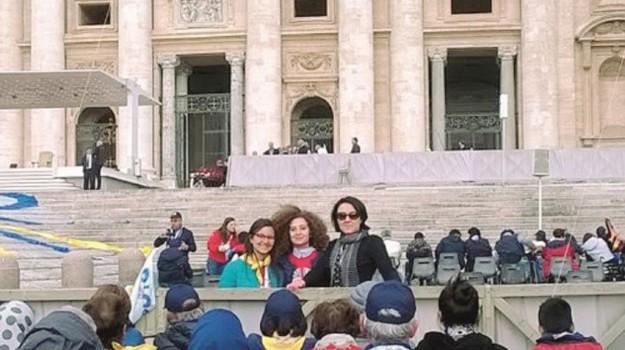 azione cattolica, festa, papa, Enna, Cronaca