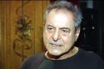L'attore Ennio Fantastichini ricoverato per una grave polmonite a Napoli