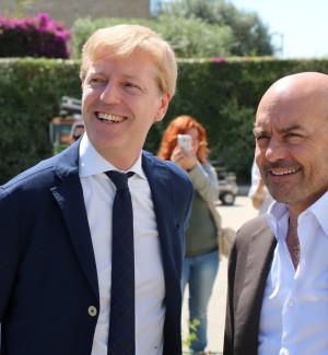 Commissario Montalbano, si gira davanti alla casa di Pirandello: il sindaco di Agrigento sul set