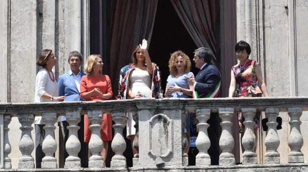 first lady, G7, Catania, Cronaca