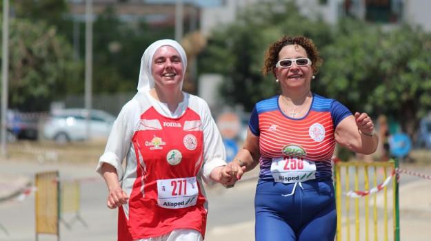 Trofeo Madonna del Rosario a Cavallo e Immesi, all'arrivo anche suor Anna