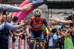 Da Pedara a Messina, il calore dei siciliani per l'ultima tappa del Giro nell'Isola