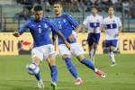 Goleada dell'Italia con San Marino, finisce 8-0