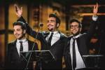 Il Volo torna a Taormina: tre concerti al Teatro Antico