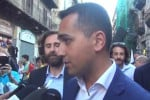 """Di Maio: """"Forello sarà un grande sindaco, taglieremo gli sprechi"""""""