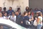 Alloggio per minori, la protesta a Palermo