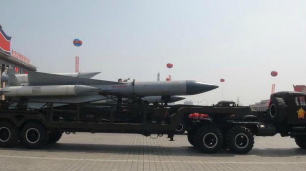 missili corea del nord, Sicilia, Mondo