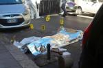 Omicidio Dainotti, le foto da via D'Ossuna