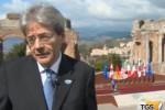 G7, si parte: Gentiloni accoglie i leader