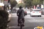 Palermo, pista ciclabile più larga in via Dante