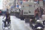 Piste ciclabili impraticabili, disagi a Palermo