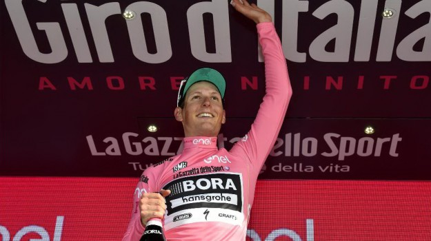 ciclismo, giro d'italia, Lukas Postlberger, Sicilia, Sport